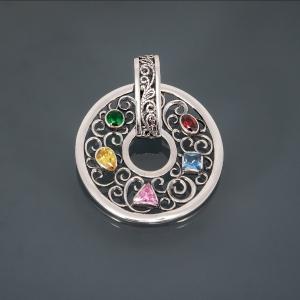 предметная съемка ювелирных изделий из серебра в Харькове
