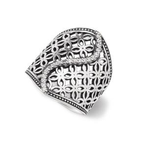 фотосъемка ювелирных изделий в Харькове - кольцо из серебра