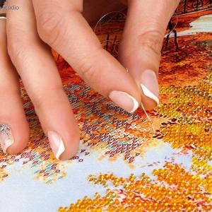 вышивание бисером - фотосъемка для интернет-магазина