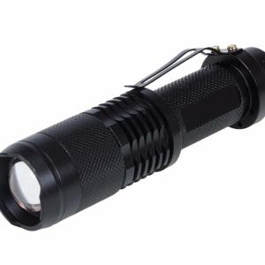 фотография ля листинга на Амазон - LED фонарик