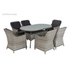 фотосъемка плетеной мебели для каталога