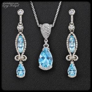 фото ювелирных украшений из серебра для каталога - предметная съемка в Харькове
