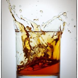 фото спиртного напитка для рекламного каталога