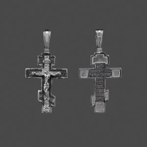 предметная съемка ювелирных украшений -крестики
