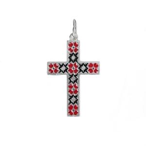 предметная фотосъемка ювелирных украшений -крестики
