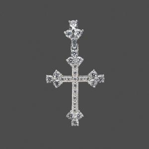 каталожная съемка ювелирных украшений -крестики