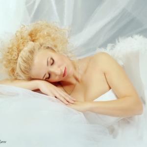 сон ангела - студийные фотосессии в Харькове