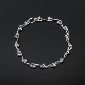 фотосъемка ювелирных изделий - браслеты из серебра