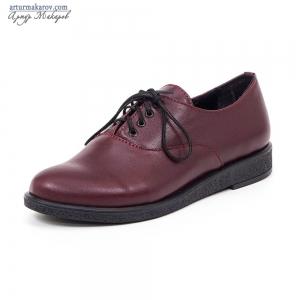 предметная фотография мужской обуви для сайта Ламода