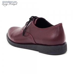 предметная фотография мужской обуви для  каталога Ламода