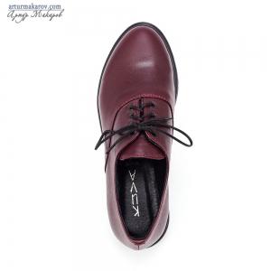 предметная фотография мужской обуви для интернет-магазина Ламода