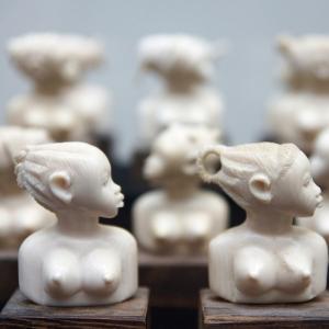 предметная съемка в Харькове - статуэтки