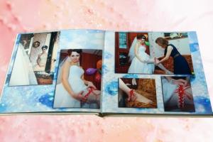 дизайн и печать фотокниги в Харькове
