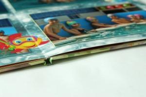 Образец переплета выпускного фотоальбома