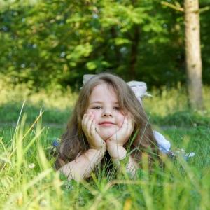детское фото на пленере - фотосессии на пленэре в Харькове