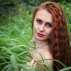 портретные фотосессии на природе в Харькове