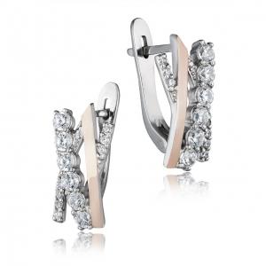 ювелирные изделия из серебра - серьги