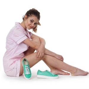 рекламная съемка обуви с моделями