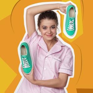 фотосъемка обуви с моделями для Инстаграм