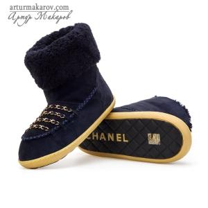фотография пары обуви от TM CHANEL