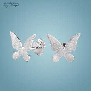 предметная съемка ювелирных украшений - серебряная подвеска