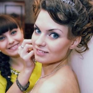 Приготовления невесты - фотосъемка в Белгороде