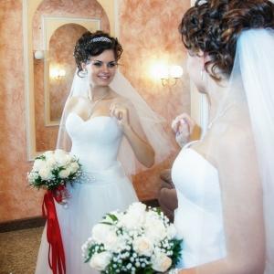 невеста перед зеркалом - Белгородский ЗАГС