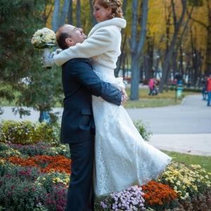 фотосессия молодоженов - фото свадьбы в Харькове