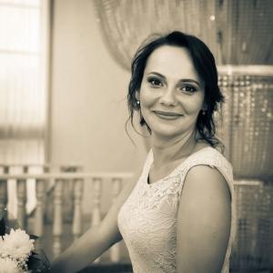 портрет невесты - фото свадьбы в Белгороде