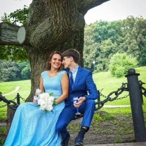фотосессия под дубом в Дубовом- фото свадьбы в Белгороде