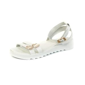 летняя женская обувь белого цвета