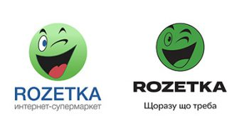 новый логотип интернет-магазина Розетка
