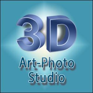 3D фото Art-Photo Studio логотип компании и студии