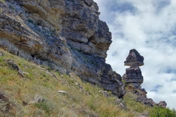 Природа Крыма. Скалы Тарханкута