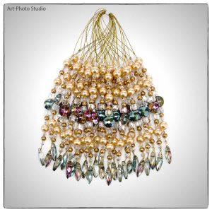 hand-made ёлочные декоративные украшения
